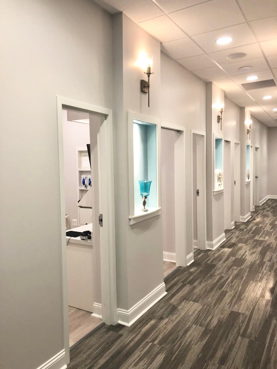 Dental office project Ashburn VA