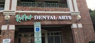 Dental signage